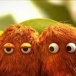 Fuzzy Little Things – Adorable Animated Characters by Ronda
