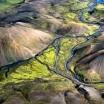 Stunning Vistas – Aerial Photographs by Sarah Martinet
