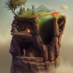 Impossible Imaginings – Digital Paintings by Gediminas Pranckevicius