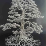 Wired - Majestic Wire Sculptures by Clive Maddison