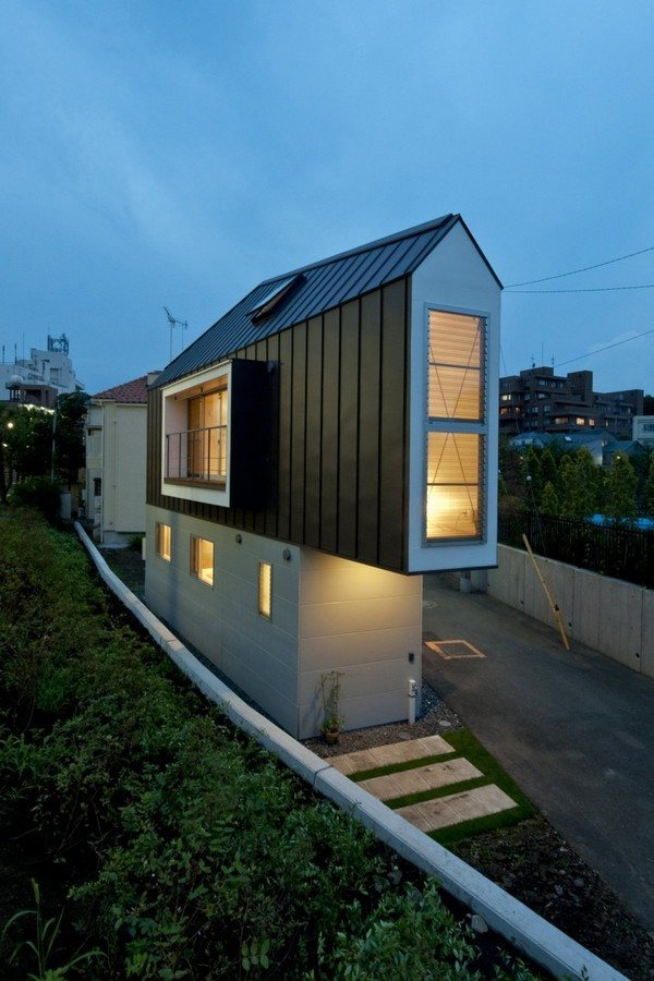 River Side House, Tokyo