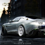Taking You For a Ride - Automotive Concepts by Khyzyl Saleem