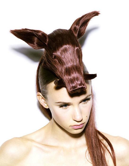 Hair-raising Works by Nagi Noda