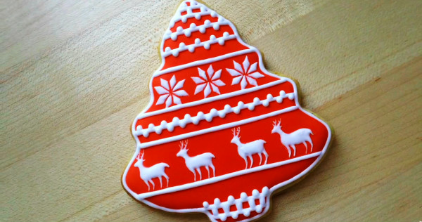 Holiday Cookie Decorations