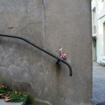 Stuff To Make You Smile - Clever Street Art by OAK OAK