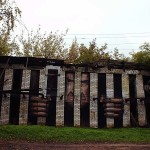 Bringing Abandoned Buildings to Life - Street Art by Nikita Nomerz