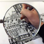 Intricate City Illustrations by Guillaume Cornet