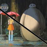 Big Hero Six designer combines characters with My Neighbor Totoro