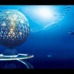 First Ever Underwater City Gets a Design from Japan