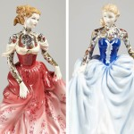 Tattooed Porcelain Dolls by Jessica Harrison