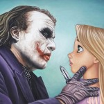 A Different Kind of Fairy Tale - Disney Characters by Rodolfo Loaiza
