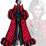 Fierce Fashion Illustrations by Hayden Williams
