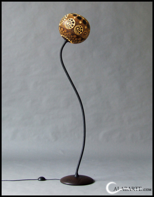Floor lamp I Florescence