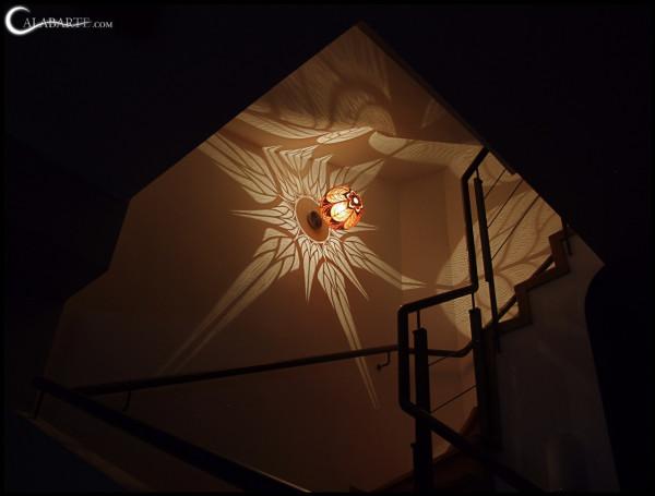 Wall lamp VII