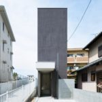 2.7 Meter Wide, 27 Meter Long House in Japan