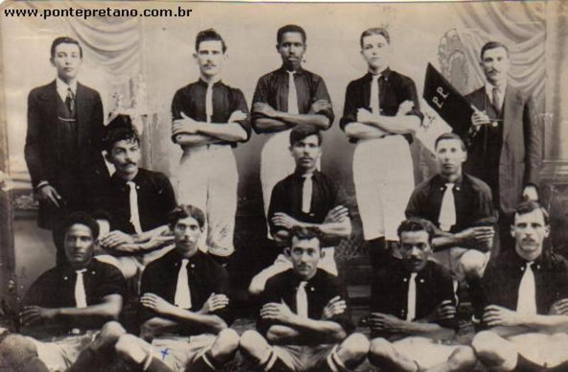 Time da MACACA entre 1908 e 1914