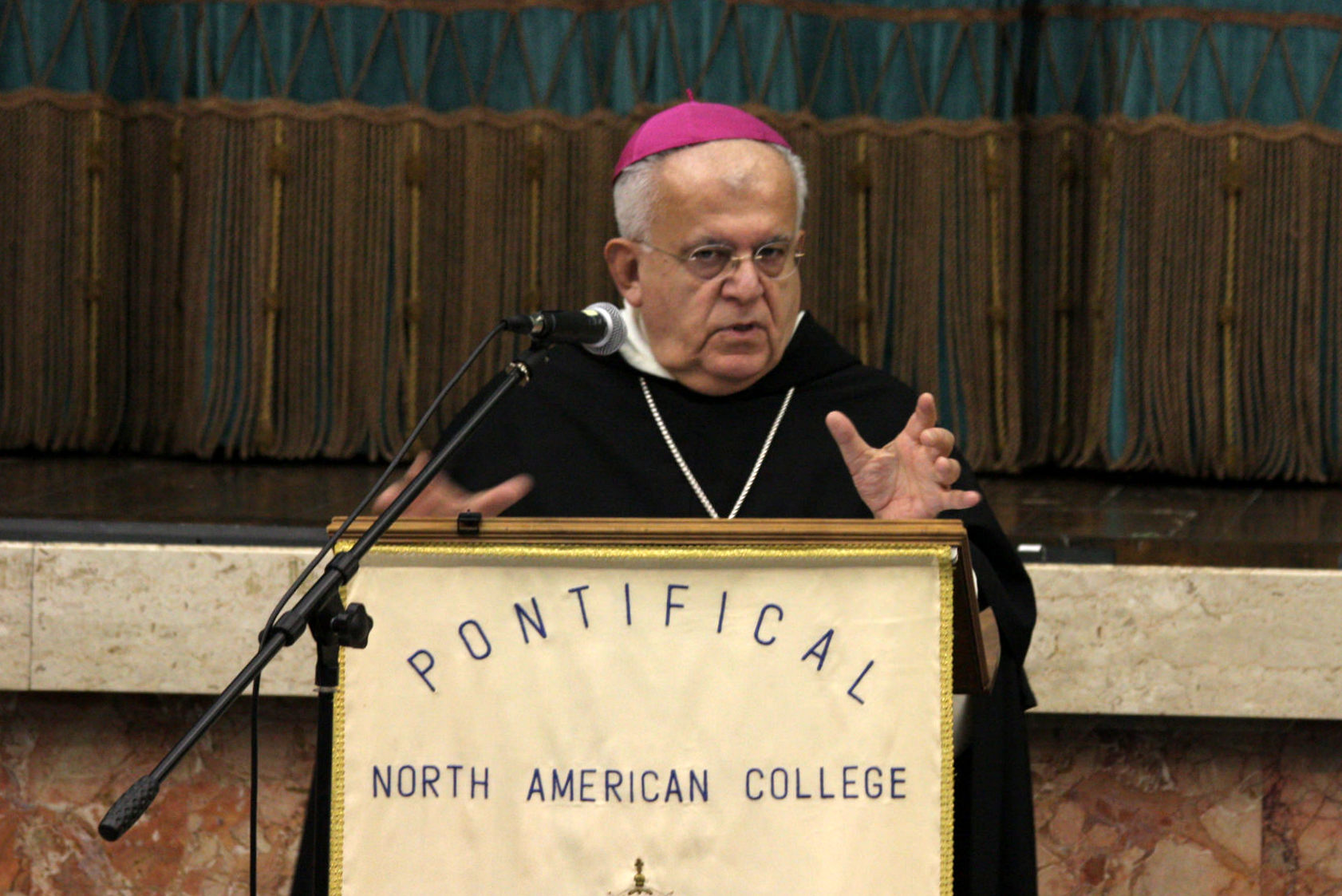 archbishop di noia carl j peters lecture