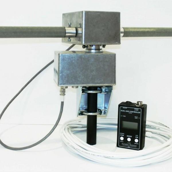 AZ/EL Portable Rotor System