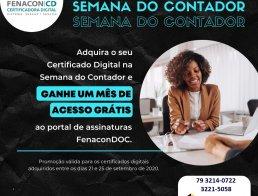SEMANA DO CONTADOR 21/09/2020 A 25/09/2020