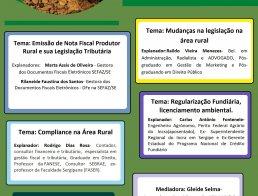 I Congresso On-line do SESCAP/SE na Área Rural