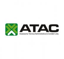 Logo da Empresa Associadas - ATAC - Assessoria Técnica Administrativa & Contábil S/S EPP