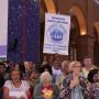 9ª Peregrinação das Famílias promovida pela Comissão Vida e Família da CNBB (Foto Elisangela Cavalheiro)