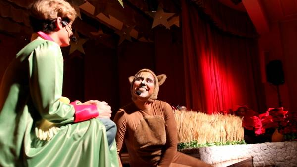 Missa da Juventude e teatro são os destaques do fim de semana no Santuário
