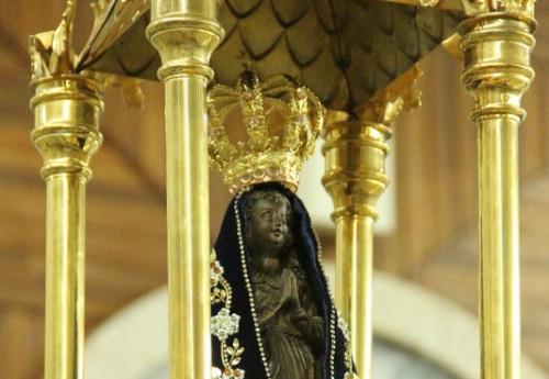 Arquidiocese de Goiânia celebra o encerramento da peregrinação da imagem jubilar de Nossa Senhora Aparecida. Foto: Pascom Regional Centro-Oestes (Pascom Regional Centro-Oestes)