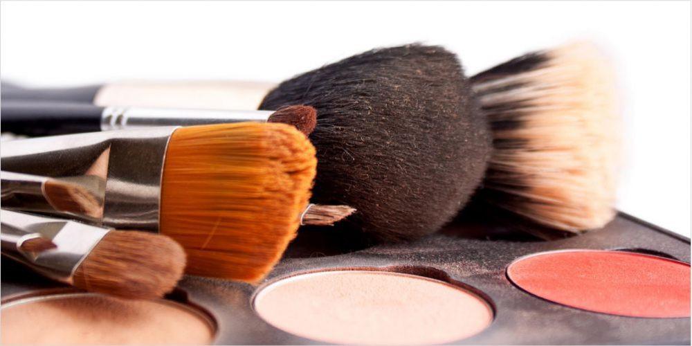 Pincéis para maquiagem