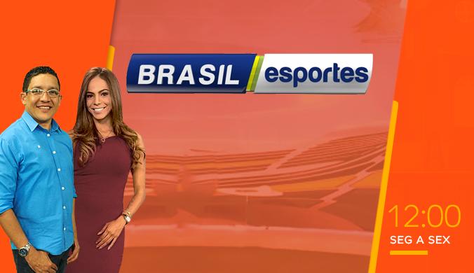 Brasil esportes (TV Aparecida)