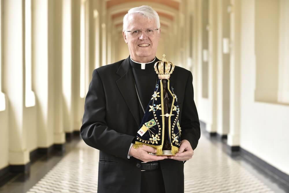 1 ano de Dom Orlando na Arquidiocese de Aparecida