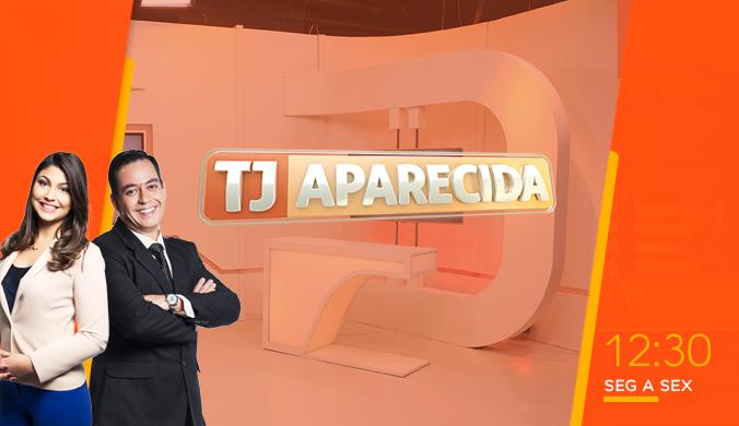 TJ Aparecida programa (Criação TV Aparecida)