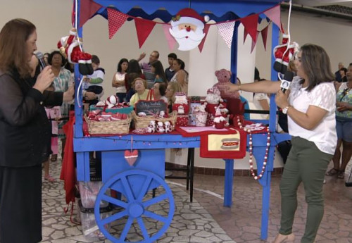 Kombina - organizar barraca na feira