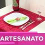 Caminho de mesa natalino por Isamara Custódio - 21 de outubro de 2017