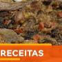Carne de forno com farofa de queijo por Roberto Augusto -