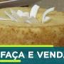 Quindão de mandioca com coco por Jéssica Fernandes - 16 de novembro de 2017