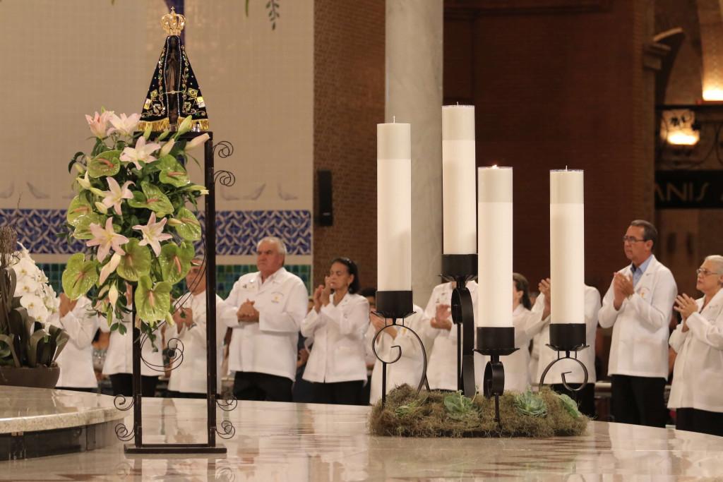 Missa de abertura do Natal Iluminado