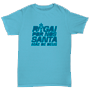 Camiseta Rogai por Nós - Azul