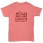 Camiseta Rogai por Nós - Rosê
