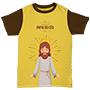 Camiseta Infantil Papai do Céu