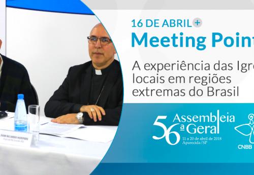 Meeting Pointg de 16 de abril da 56ª Assembleia Geral dos bispos