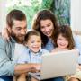 Família computador
