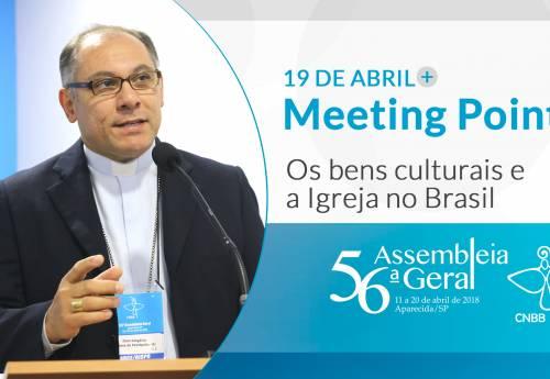 Meeting Point da 56ª Assembleia Geral da CNBB