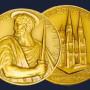 medalha são paulo apóstolo
