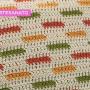 Almofada em crochê por Marta Araújo - 01 de junho de 2018