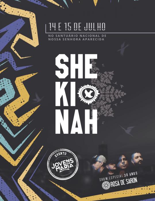 Programação do Shekinah
