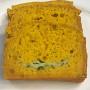Pão de abobora recheado com queijo