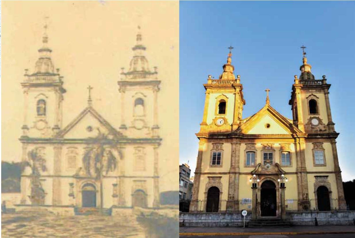 Basílica Velha completa 130 anos