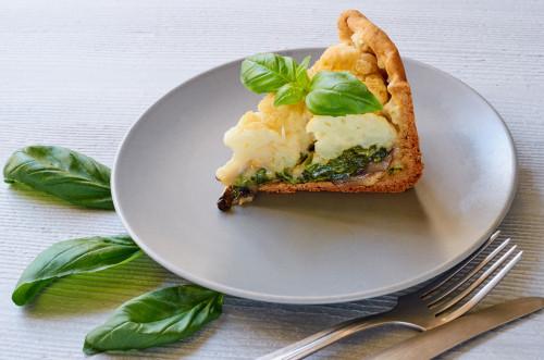 Experimente usar cheiro verde em pratos diferentes!