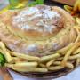 Beirute de forno